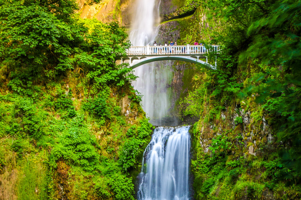 Multnomah Falls, WA