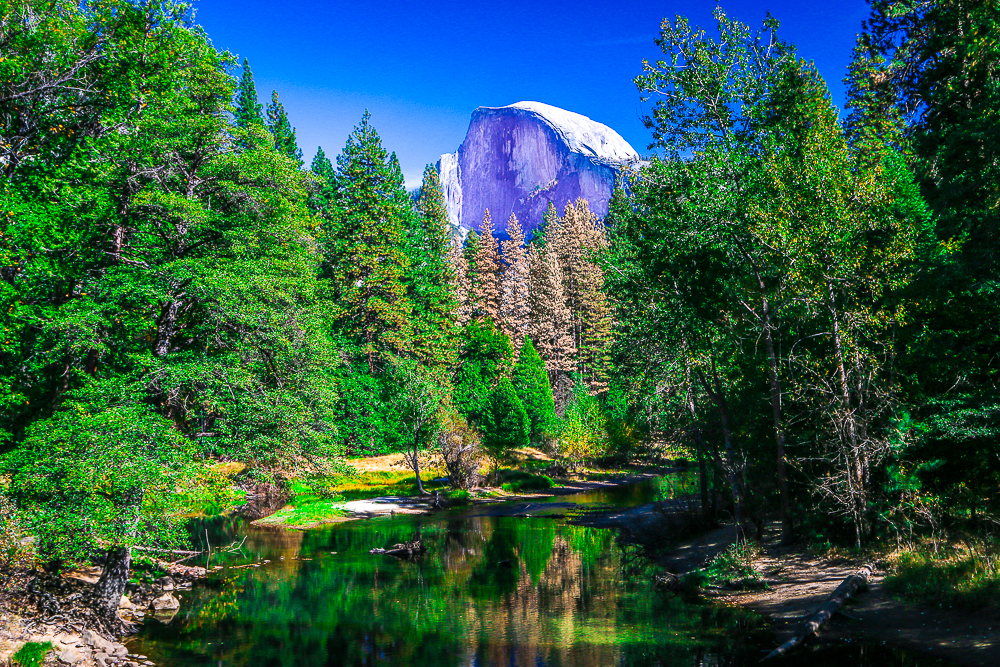 Half Dome, Yosemite Nat'l Park, CA
