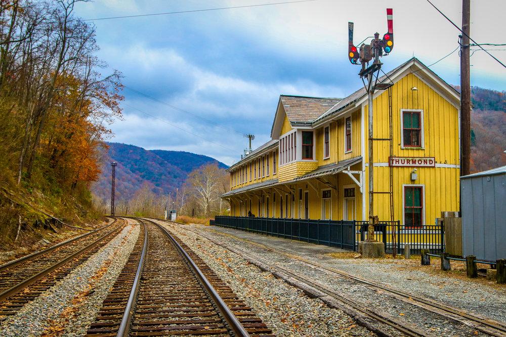 Thurmond Station