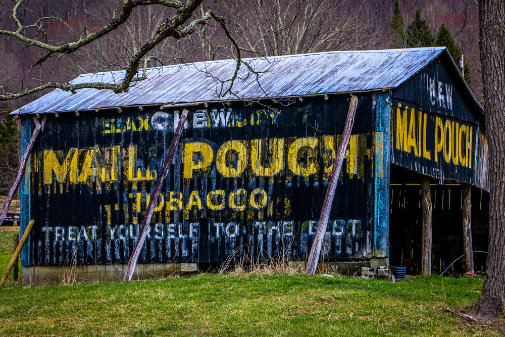 Mail Pouch Barn 2