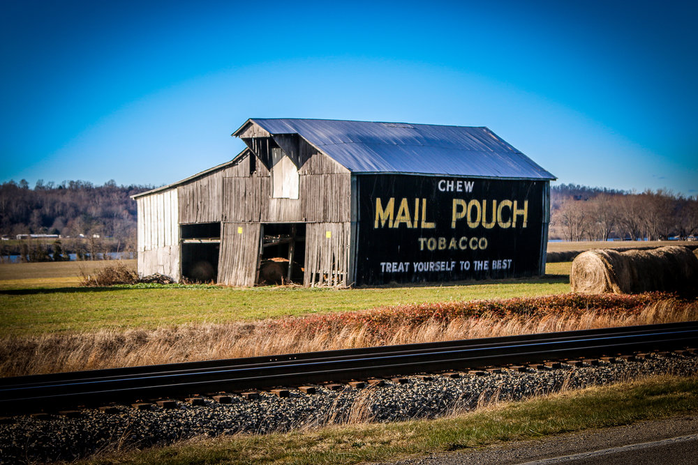 Mail Pouch Barn 4