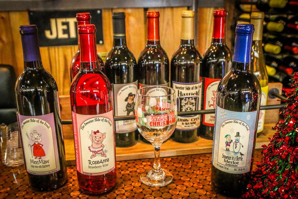 Sweeter Side Wines