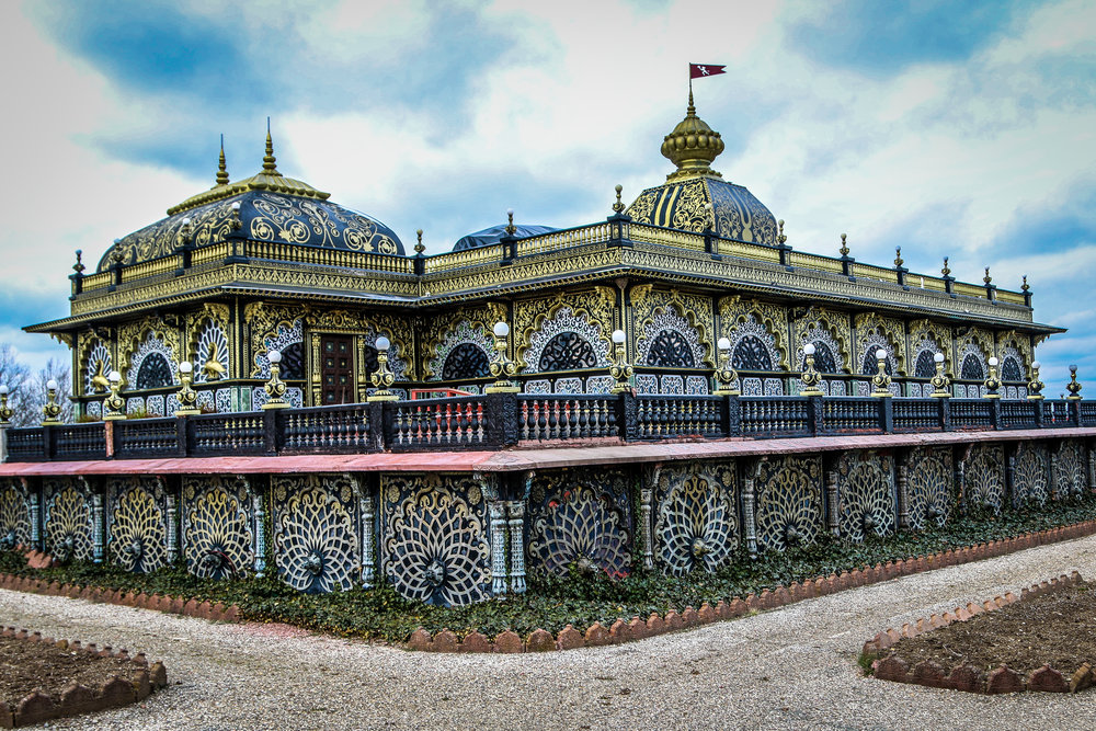 Palace of Gold