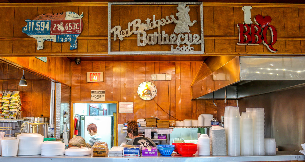 Red Bridges Barbecue - Doing Great 'Cue For Over 70 Years
