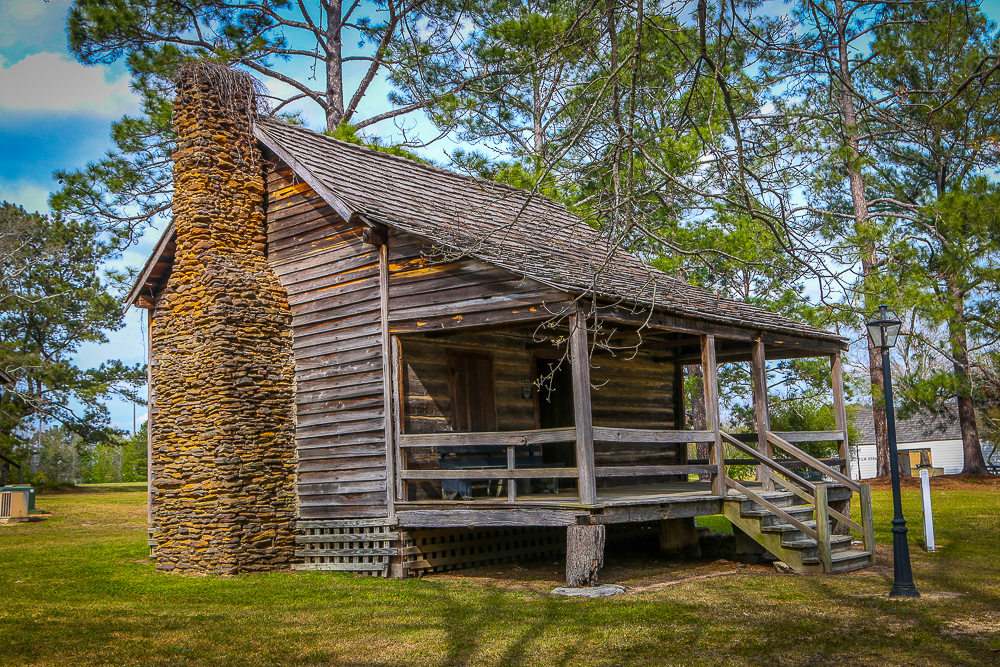 Camden Historic Site