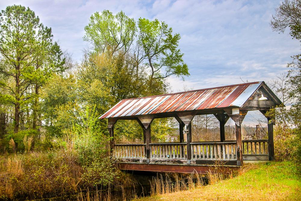 Boykin Covered Bridge