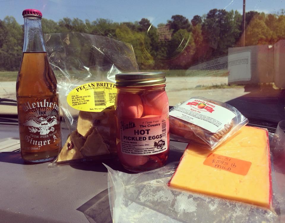 Goodies from Abbott Farms