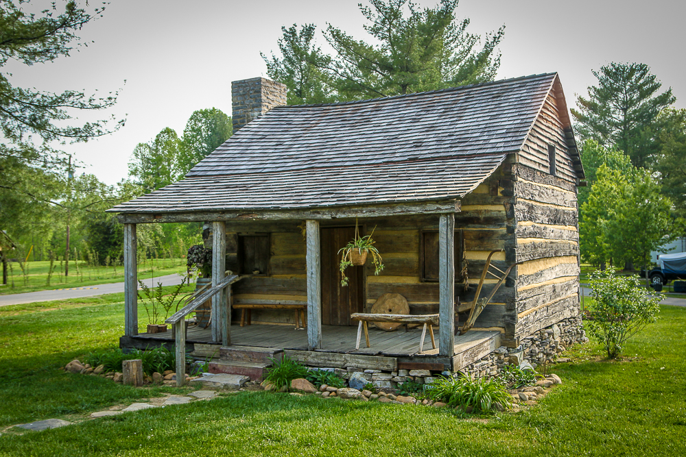 Davy Crockett's Birthplace