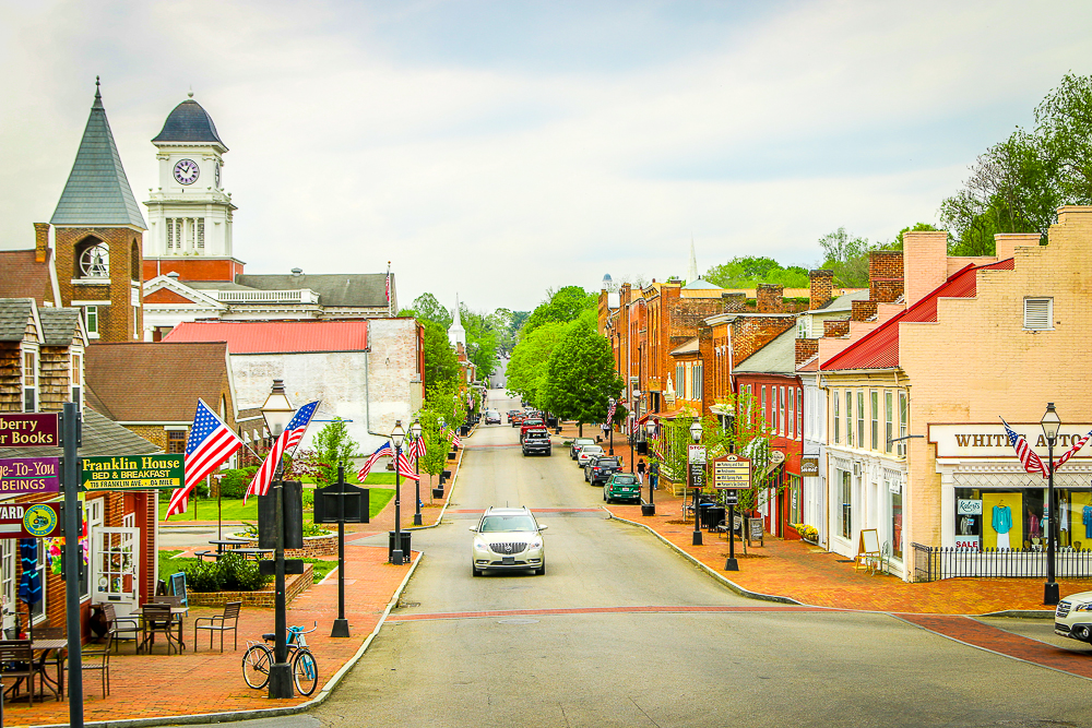 Jonesborough Main Street