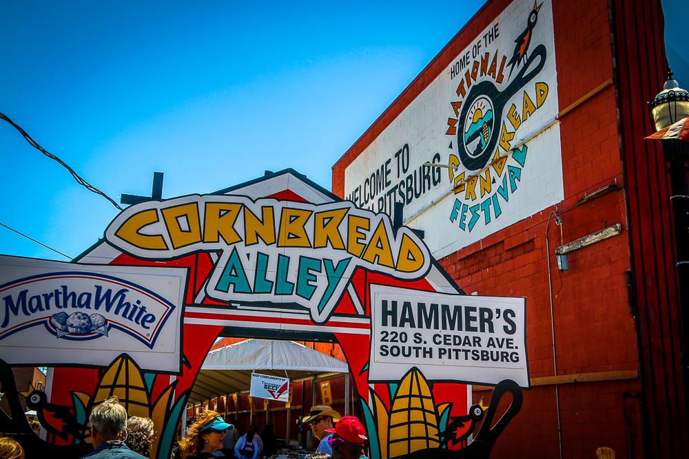 Cornbread Alley
