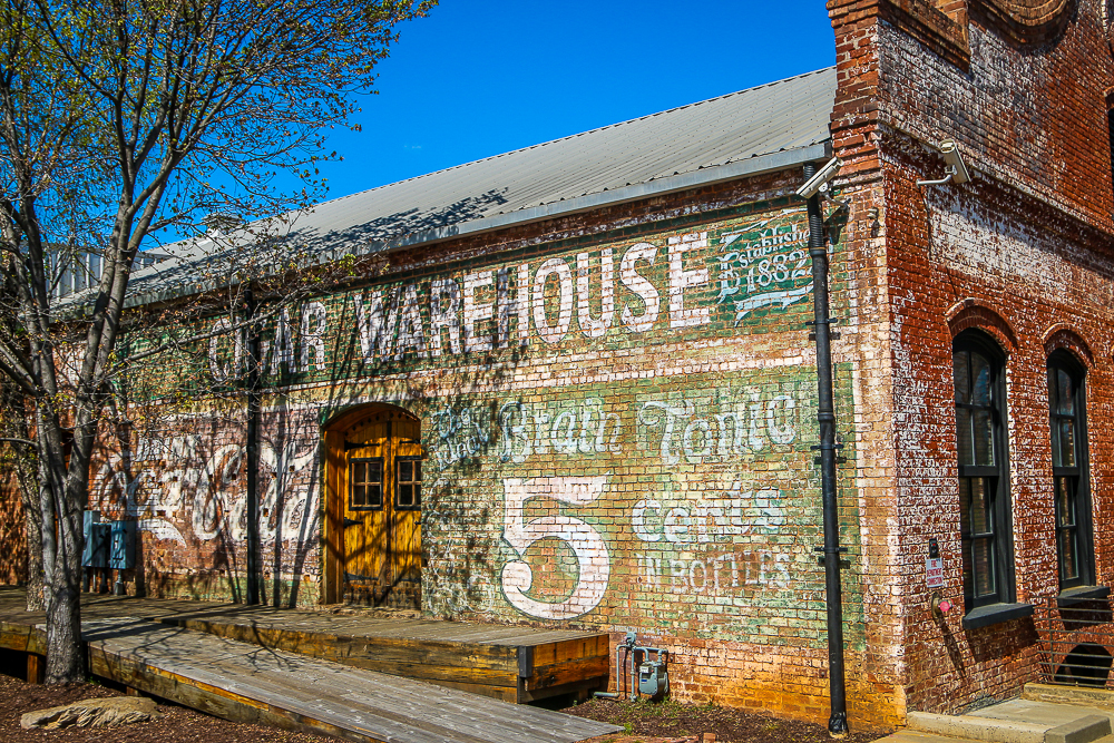 Greenville Warehouse