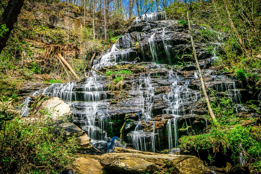 Issaqueena Falls