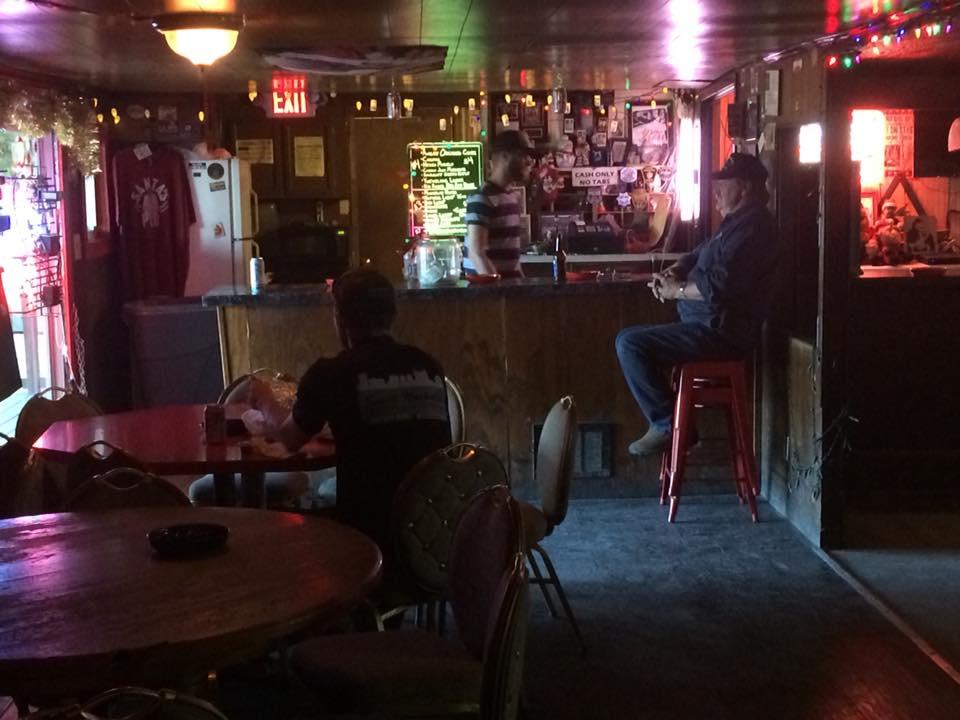 Santa's Dive Bar