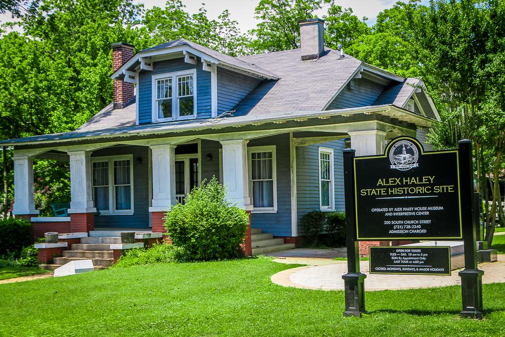 Alex Haley Historic Site