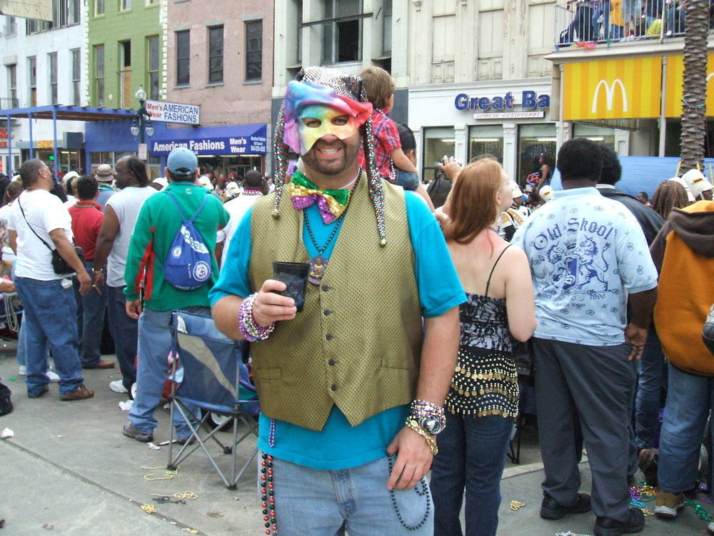 I'll Never Have Another 1st Mardi Gras