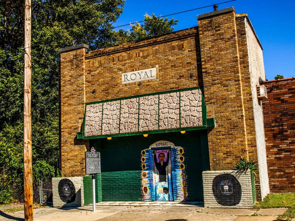 Royal Studio - Home of Hi Records