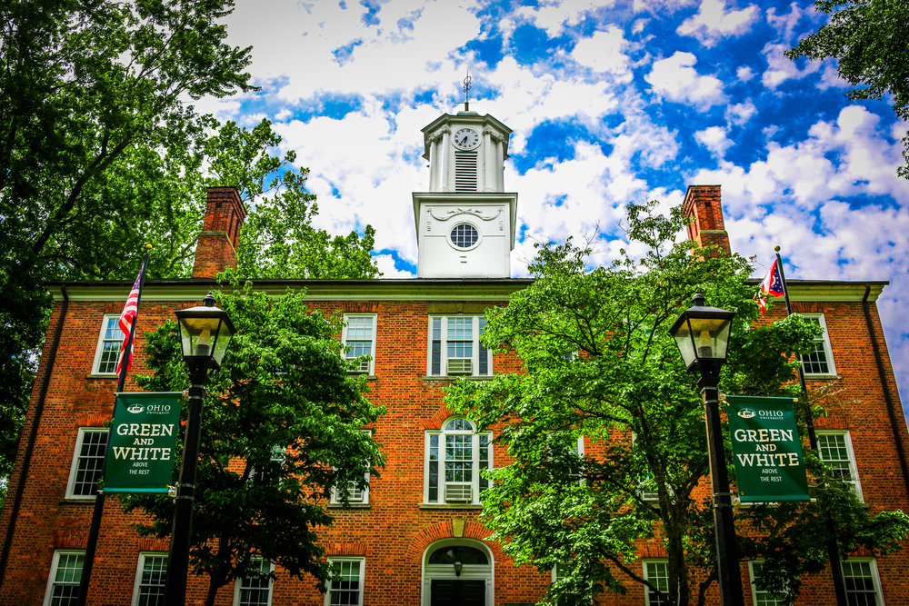 Cutler Hall Ohio University