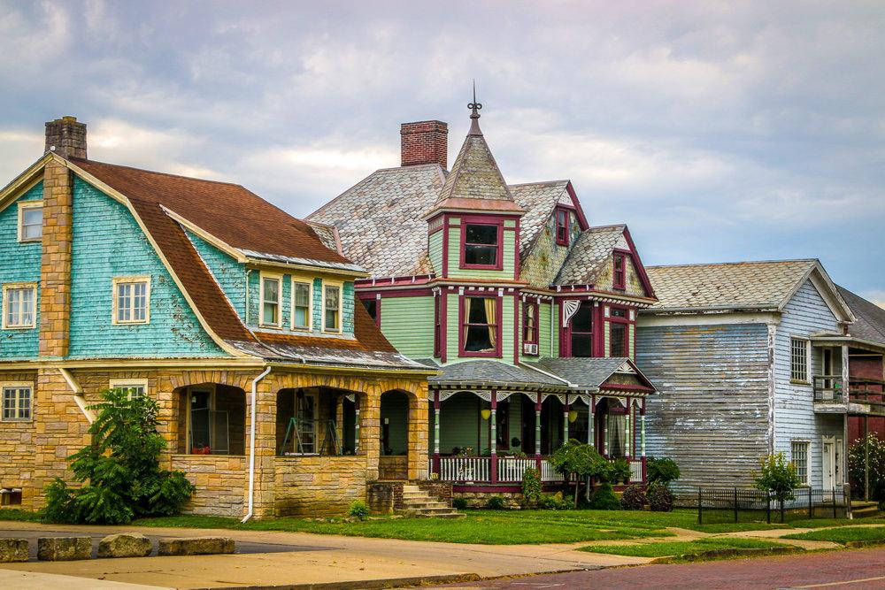 Victorian House Nelsonville