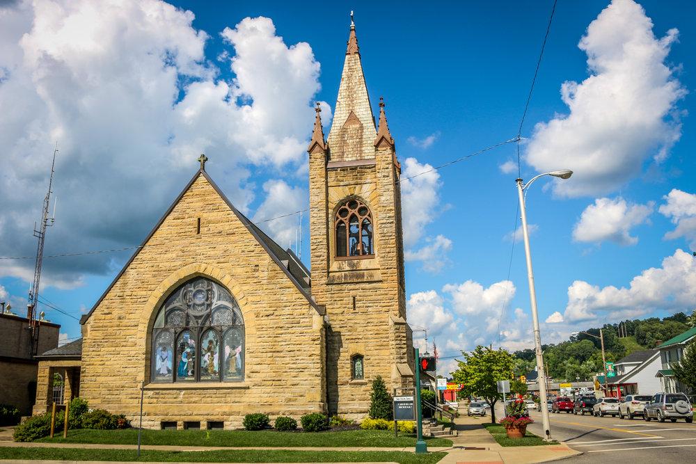 church ironton ohio