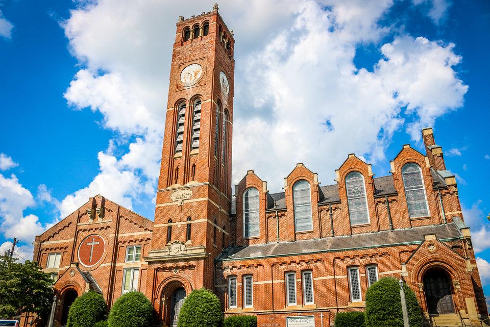 ironton ohio church