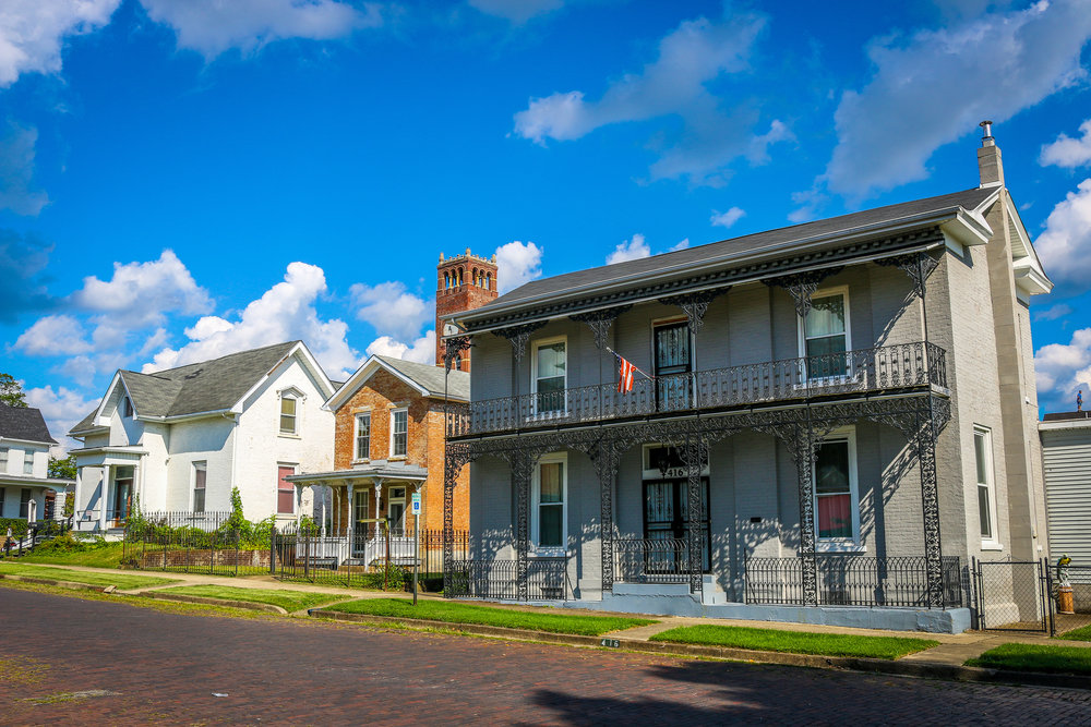 old houses ironton ohio