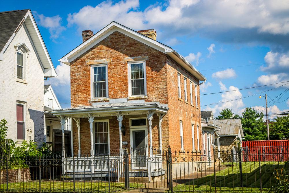 house ironton ohio
