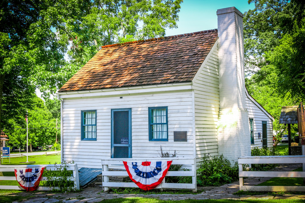 Ulysses S. Grant's Humble Birthplace