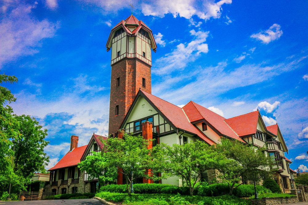german swiss building tower cincinnati ohio