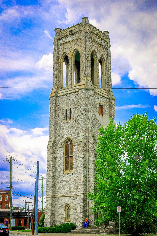 old church tower cincinnati ohio