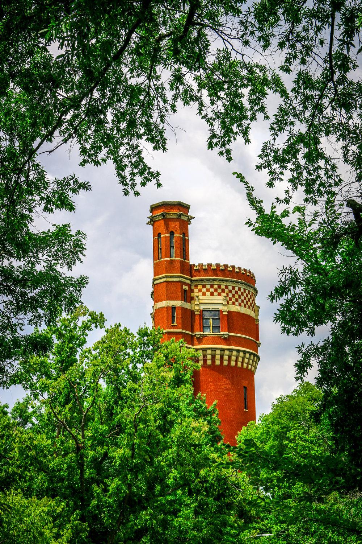 stand pipe tower adams hill cincinnati ohio