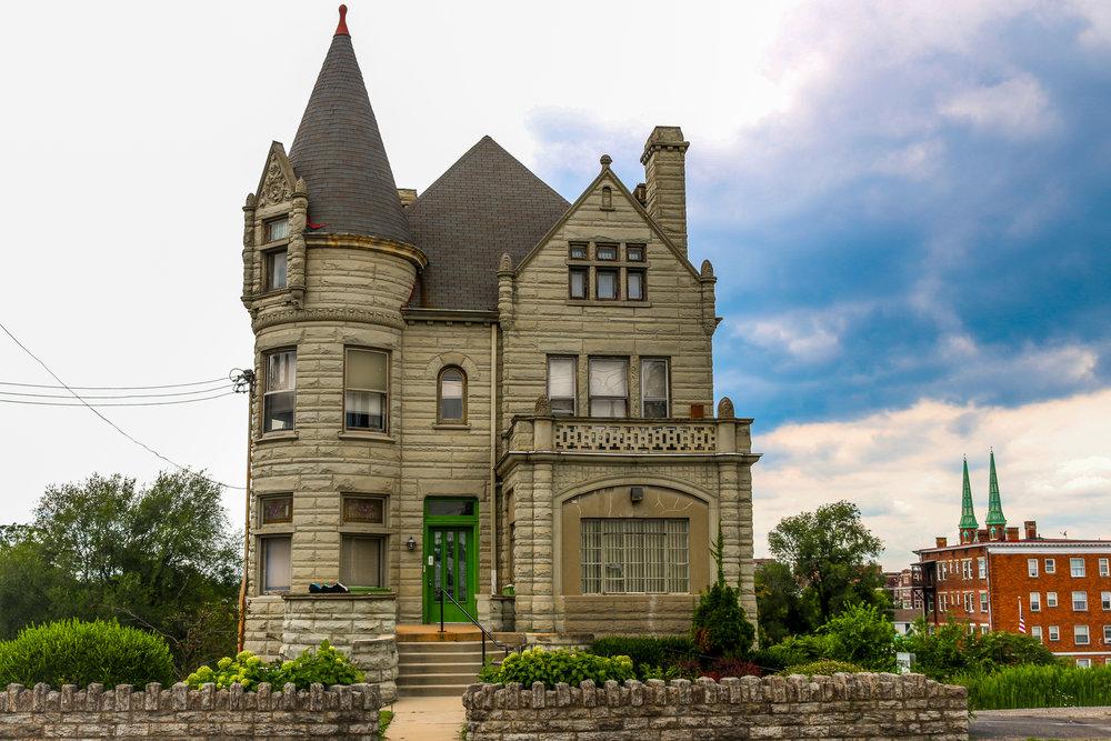 stone castle house cincinnati ohio