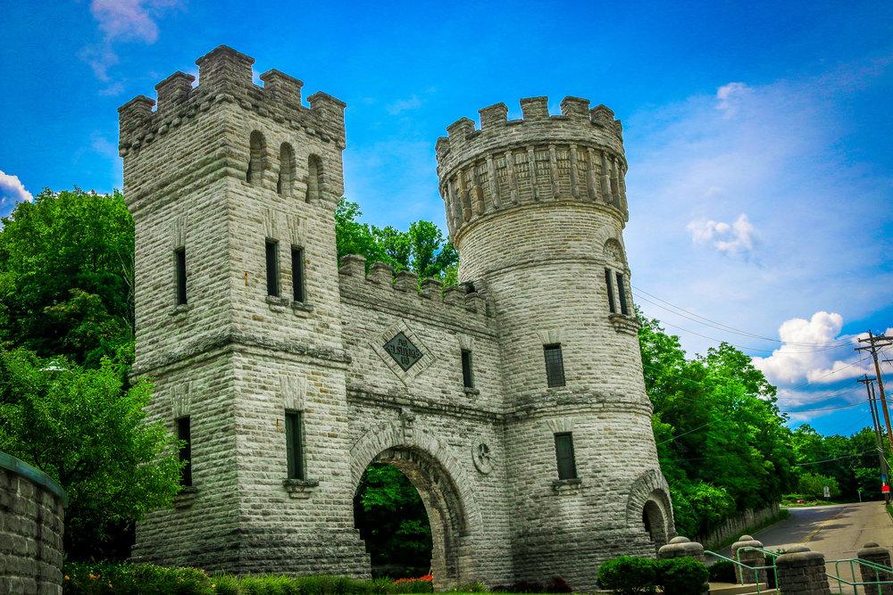 castle eden arch cincinnati ohio