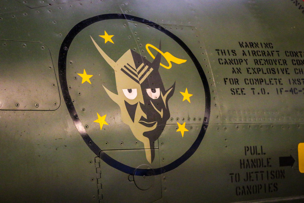 tail nose art airplanes national air force museum dayton ohio