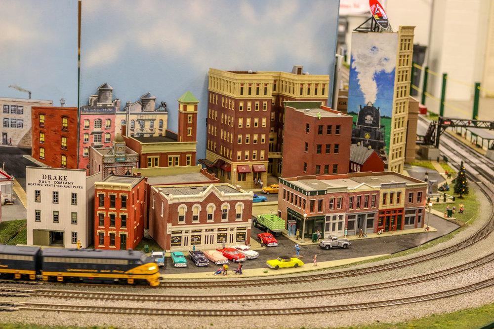 ohio state fair columbus 2018 photos model railroad