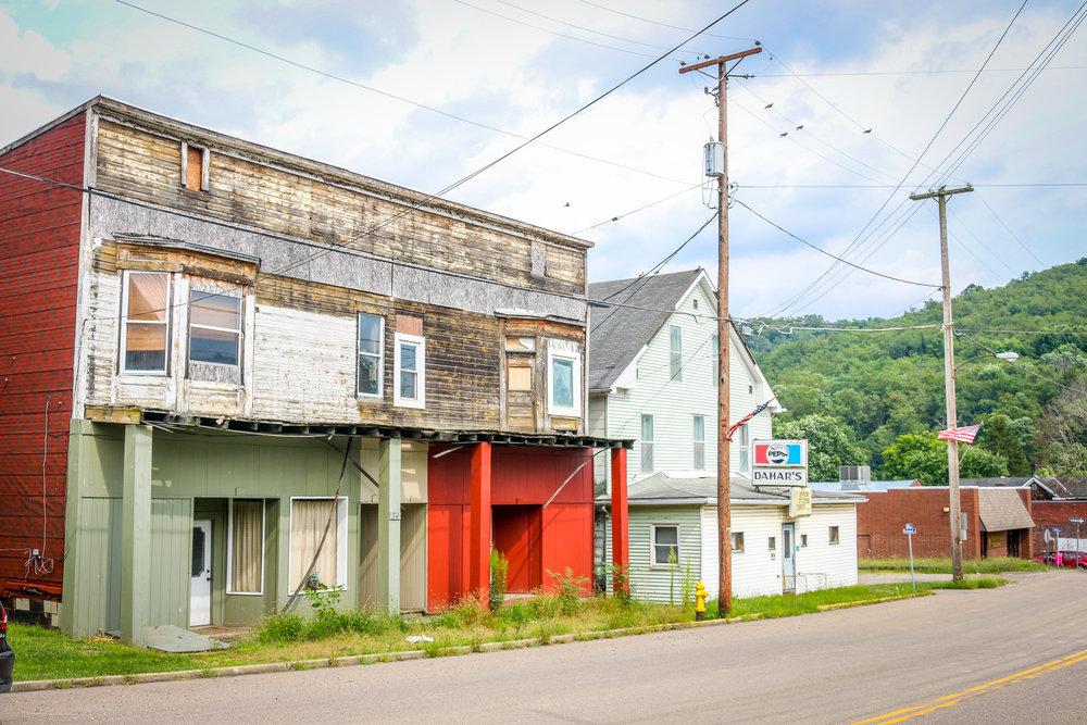 Main Street, Dillonvale, Ohio