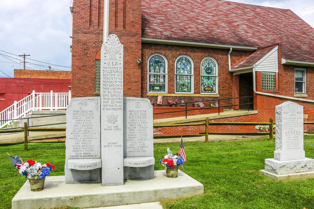 Dillonvale War Memorial
