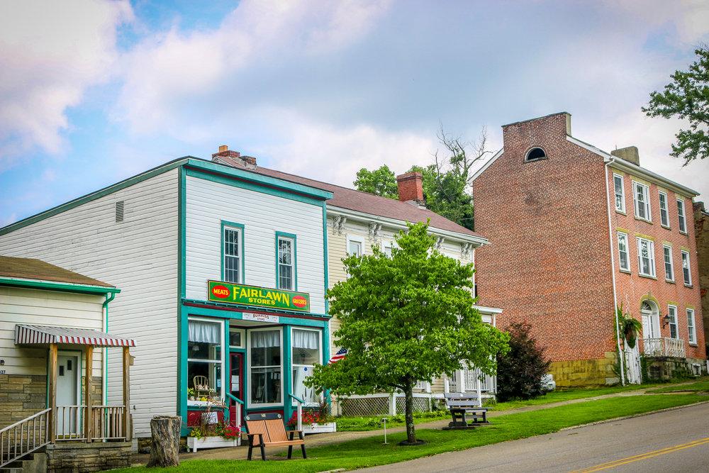 Main Street Mount Pleasant, Ohio