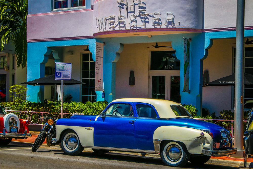 Miami's Art Deco District