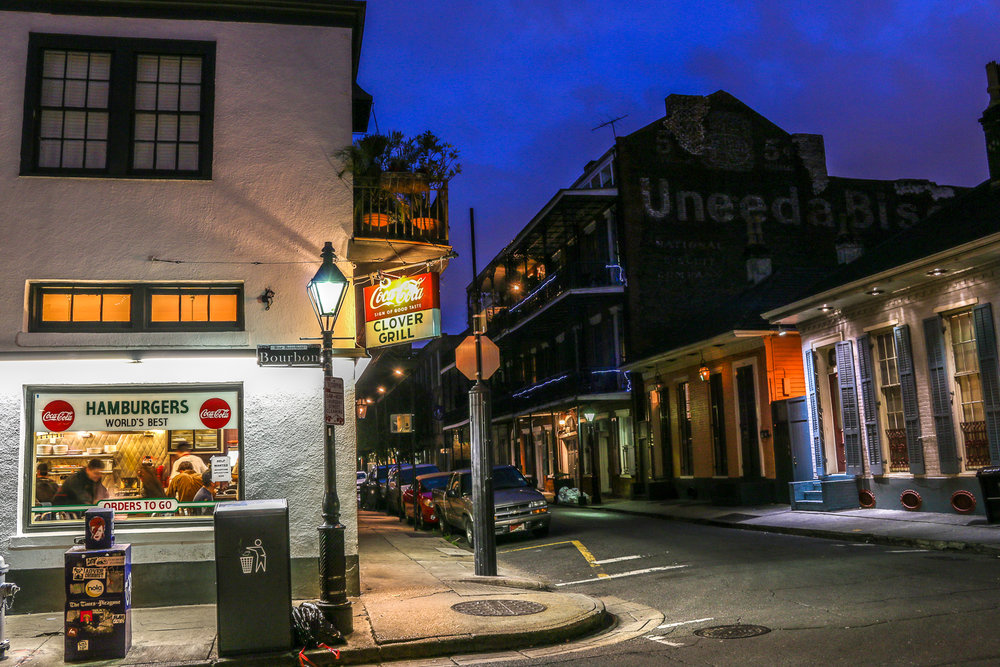 Always Great To Be in the French Quarter