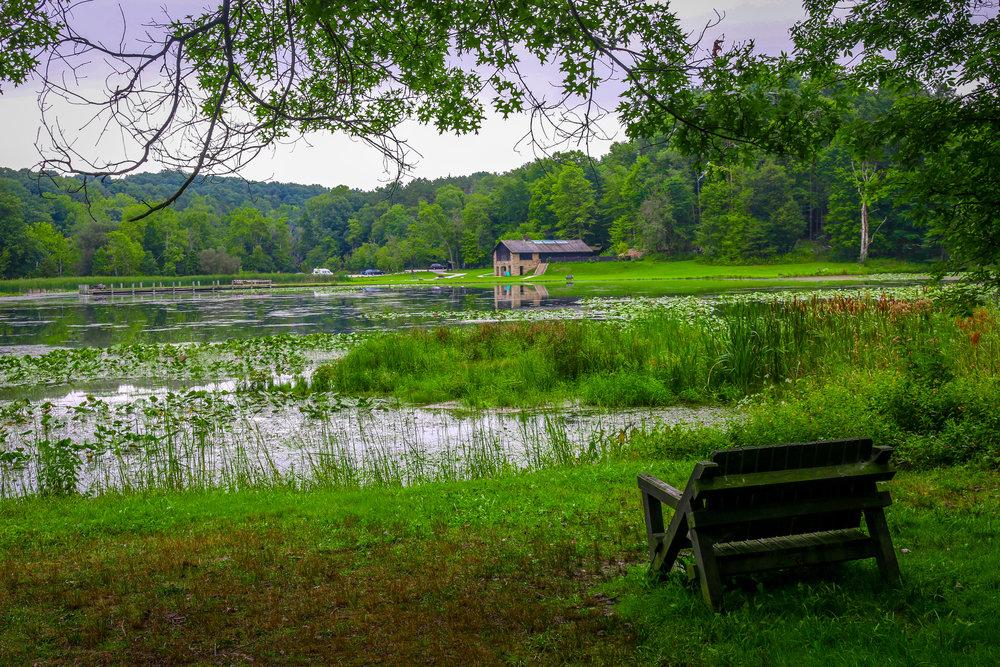 cuyahoga valley national park ohio oh nps lake
