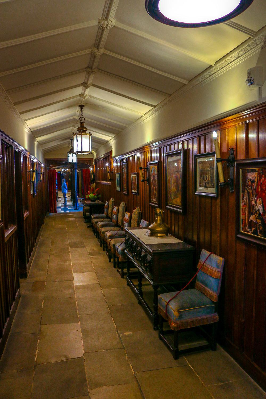 The Servants' Hallway