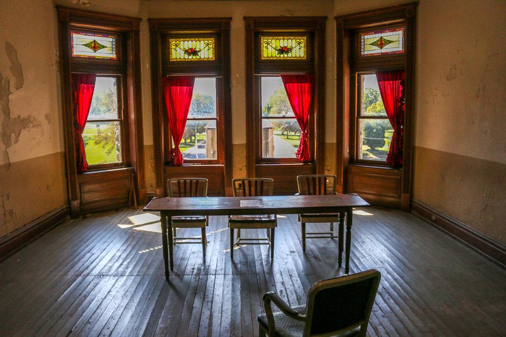 Red's Parole Room