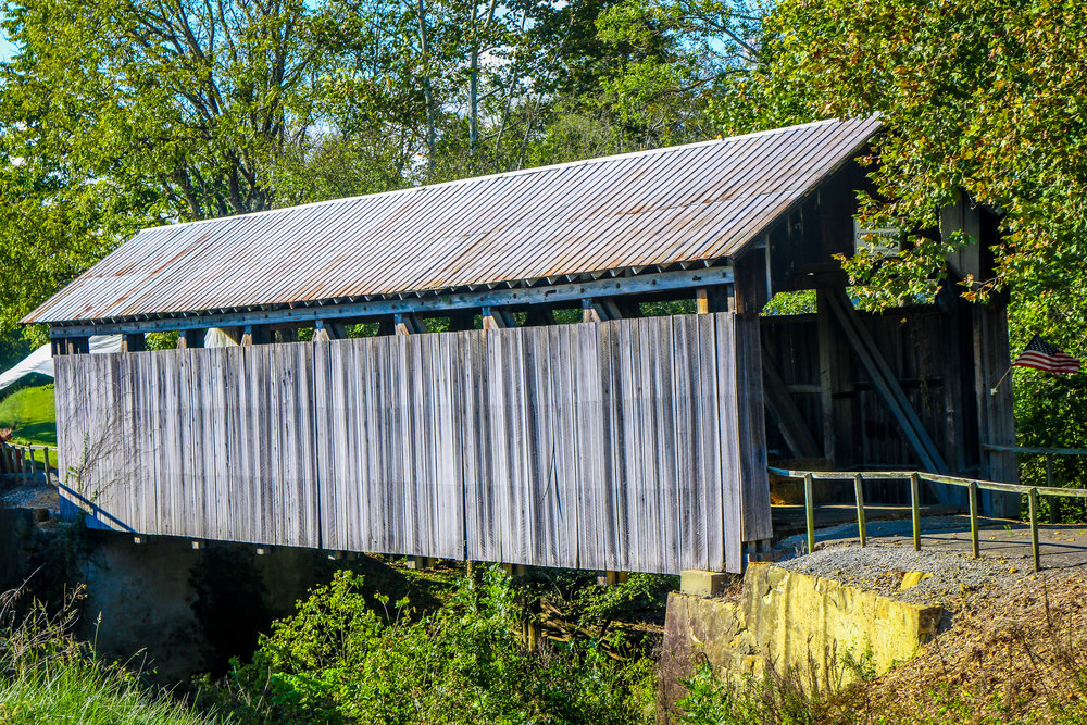 Ringo's Mill Covered Bridge