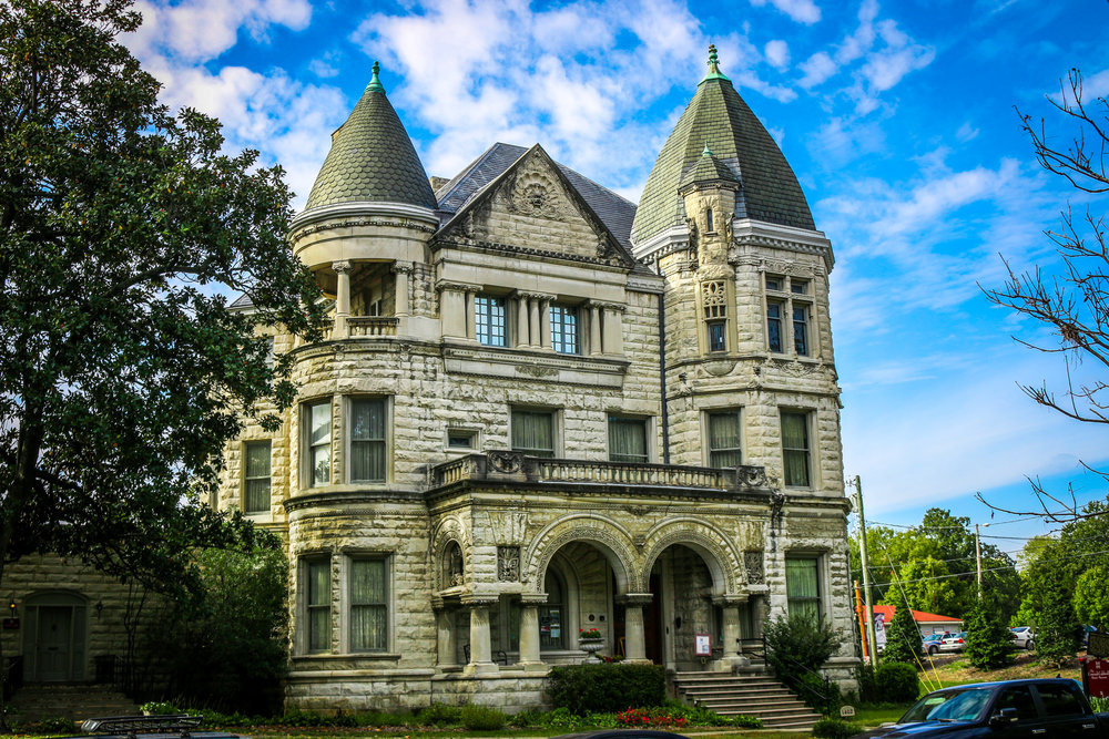 Conrad Caldwell House in Old Louisville