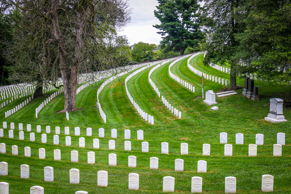 Cave Hill National Cemetery Louisville Kentucky