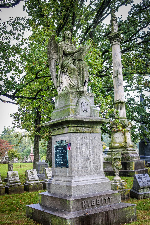 Cave Hill Cemetery Louisville Kentucky KY
