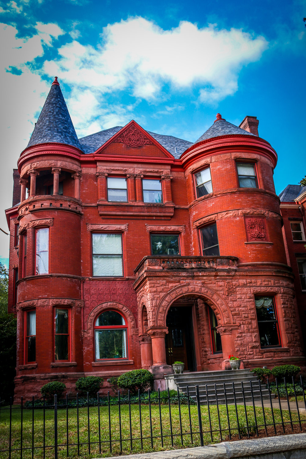 Old Louisville Kentucky Victorian Architecture