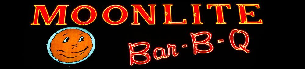 Moonlite Bar B Q Ownesboro sign