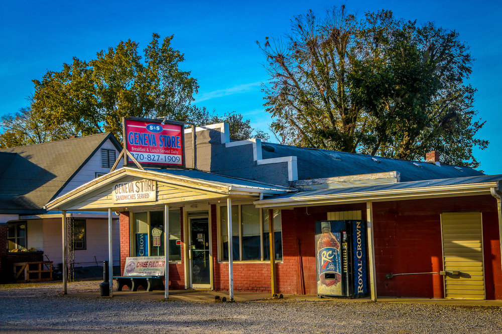 Country Store in Henderson County