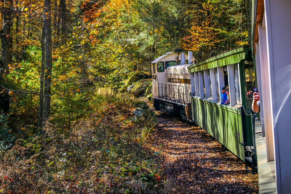 Big South Fork Railway